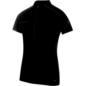 Mammut Atacazo Light Zip T-Shirt Men black-black